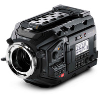 Blackmagic Design URSA Mini Pro with PL Mount and Cooke's i/Technology protocol.