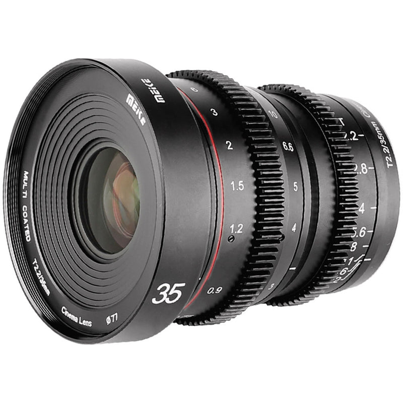 Meike | 35mm T2.2 Cine Lens for MFT Mount