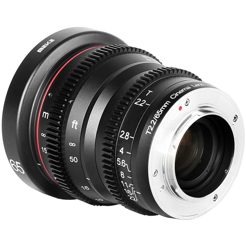 Meike | 65mm T2.2 Cine Lens for MFT Mount