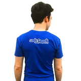 codeSpark Academy Glitch T-shirt (Adults unisex)