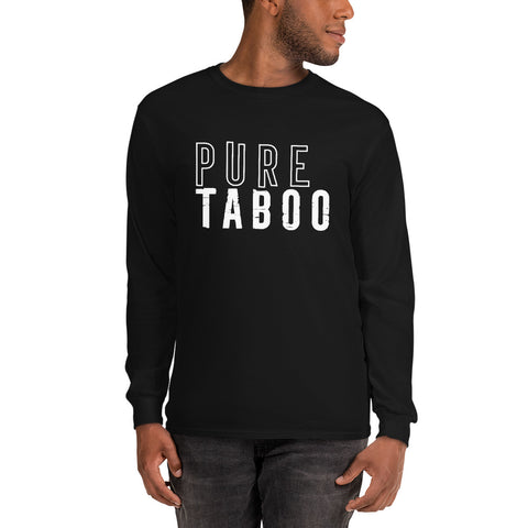 Pure Taboo | Men's Long Sleeve Shirt