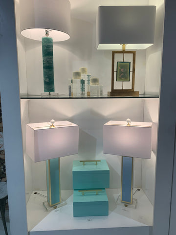 Couture Lamps, High Point Market, Table Lamps