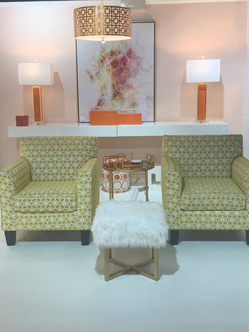 Couture Lamps, High Point Market, Dashing Trappings