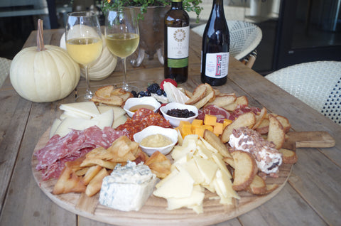 Dashing Trappings, The Porch, Canteen, Winston-Salem, Charcuterie Board