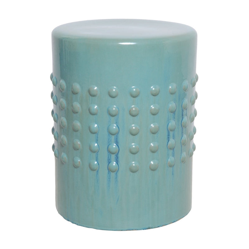 Studded Garden Stool - Dashing Trappings