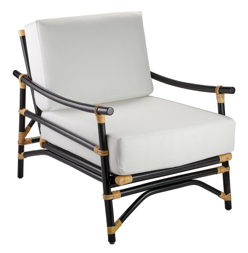 Xanadu Lounge Chair, Jamie Young, Dashing Trappings