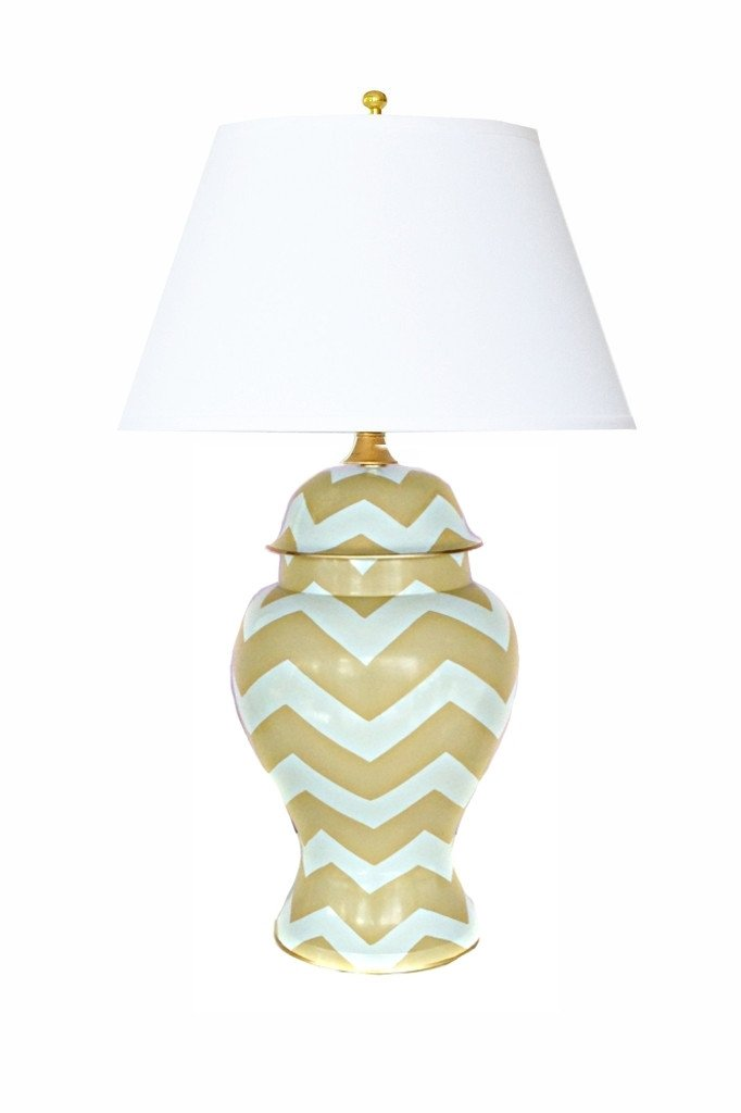 Large Bargello Lamp