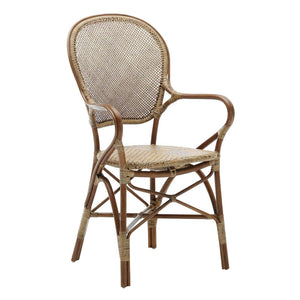 Rossini Arm Chair, Antique, Sika Design, Dashing Trappings