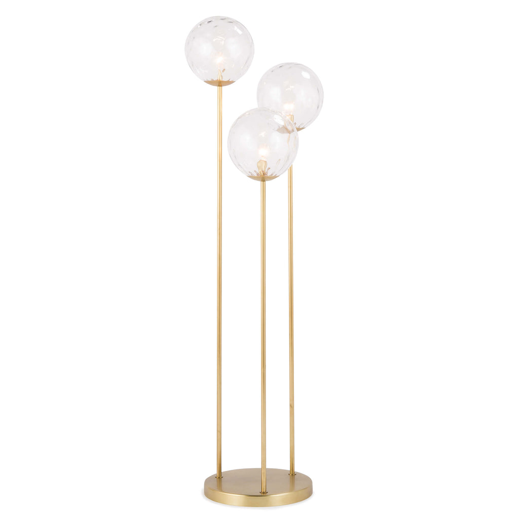 Rio Triple Floor Lamp by Regina Andrew - Dashing Trappings