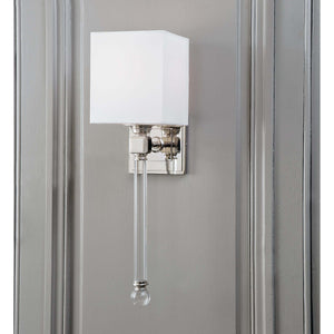Crystal Tail Sconce by Regina Andrew Design - Dashing Trappings