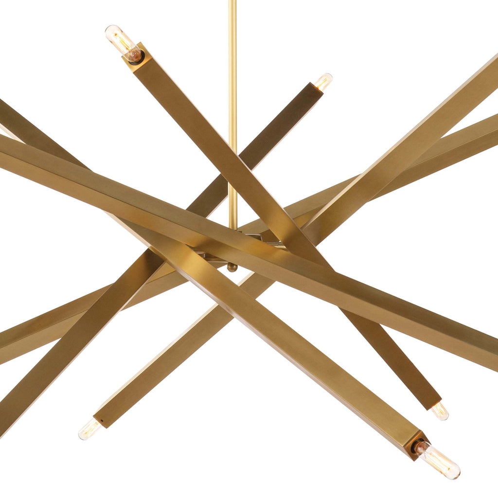 Regina Andrew Viper Chandelier - Dashing Trappings