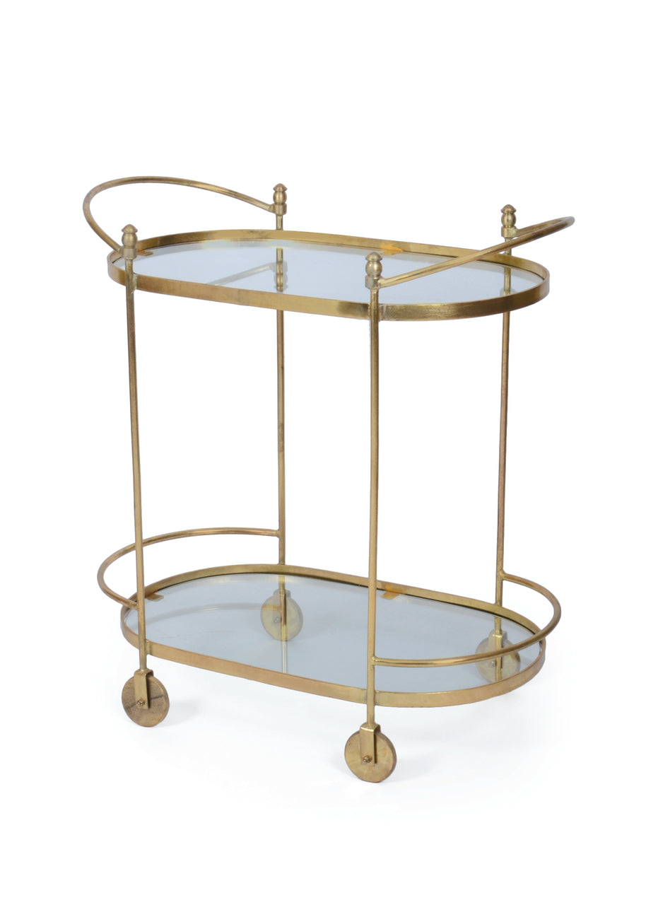 Agatha Oval Trolley - Dashing Trappings