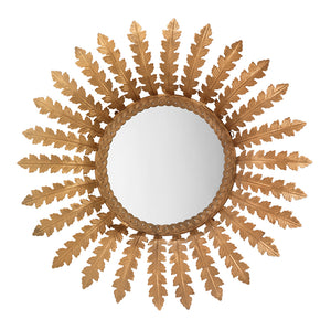 LS Elouise Mirror, Sun Mirror, Jamie Young, Dashing Trappings