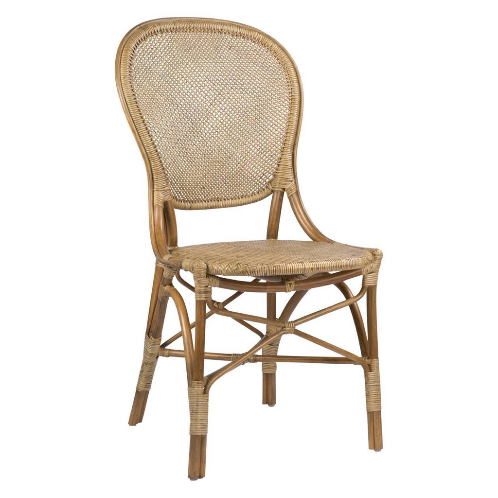 Rossini Side Chair, Antique, Sika Design, Dashing Trappings