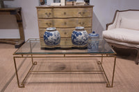 Parallel Lines Coffee Table - Dashing Trappings