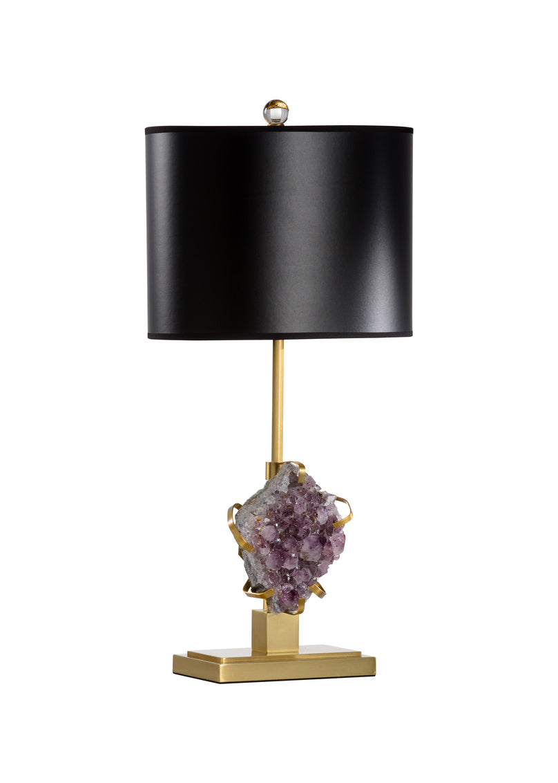 Amethyst Lamp, Wildwood, Dashing Trappings