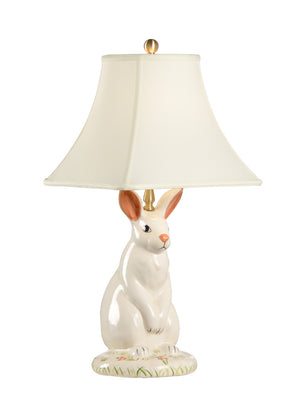Dignified Rabbit Lamp, Wildwood, Bunny, Nursery, Dashing Trappings