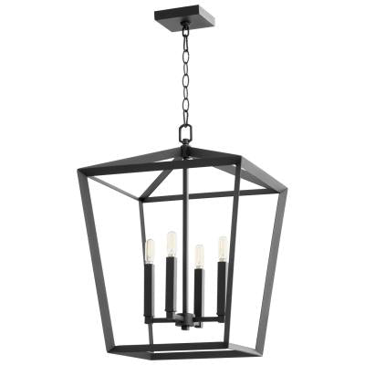 Hyperion 4 Light Chandelier - Dashing Trappings