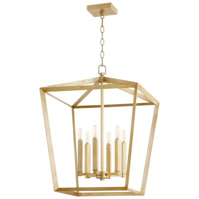 Hyperion 6 Light Chandelier - Dashing Trappings