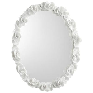 Gardenia Mirror - Dashing Trappings