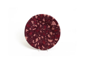 Burgundy Terrazzo Medium Bowl, Kazi Goods, Dashing Trappings