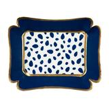 Spot On Navy Trinket Tray, Jaye's Studio