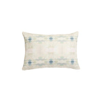 Coral Bay Pale Blue Sunbrella Pillow, Lumbar, Laura Park Designs, Dashing Trappings