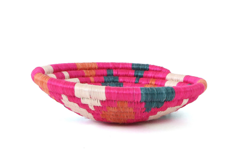 Small Vivid Viola Jadi Bowl, Kazi Goods, Dashing Trappings