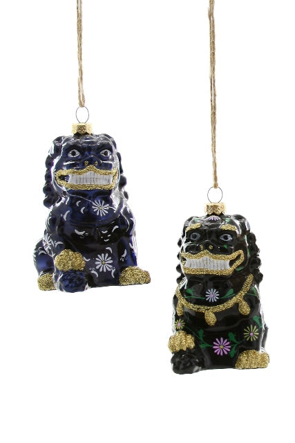 Foo Dog Ornaments, Cody Foster
