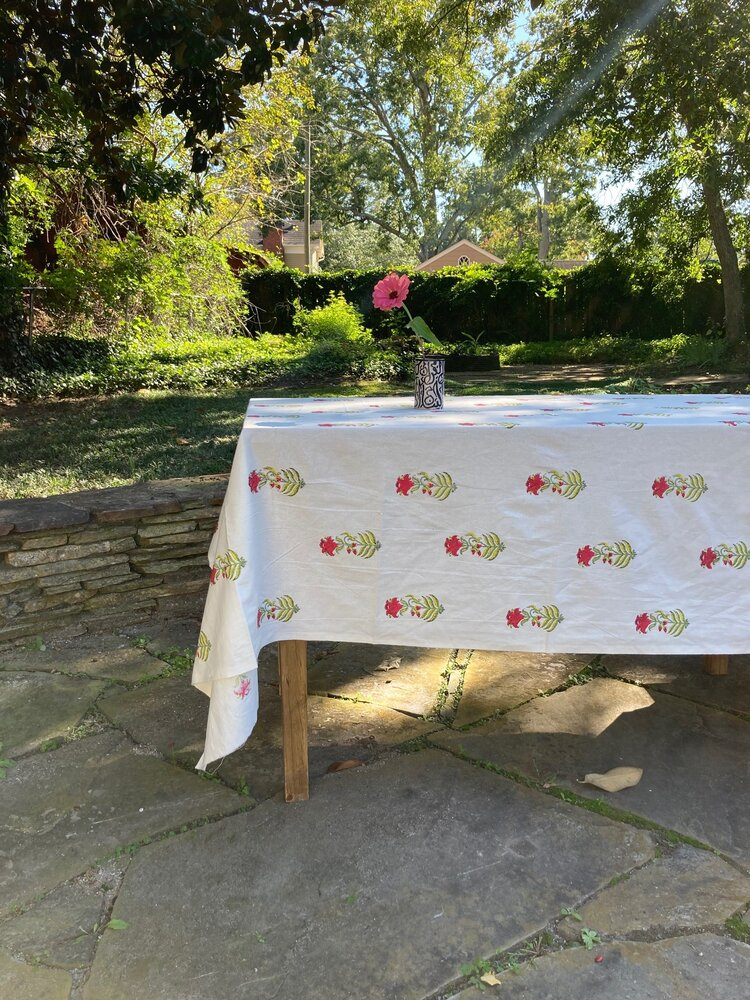 October Tablecloth
