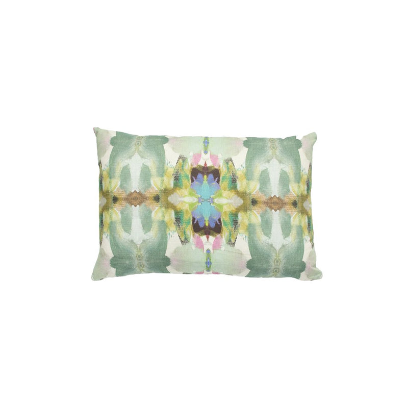 Lawson's Park Purple Linen Cotton Pillow - Dashing Trappings