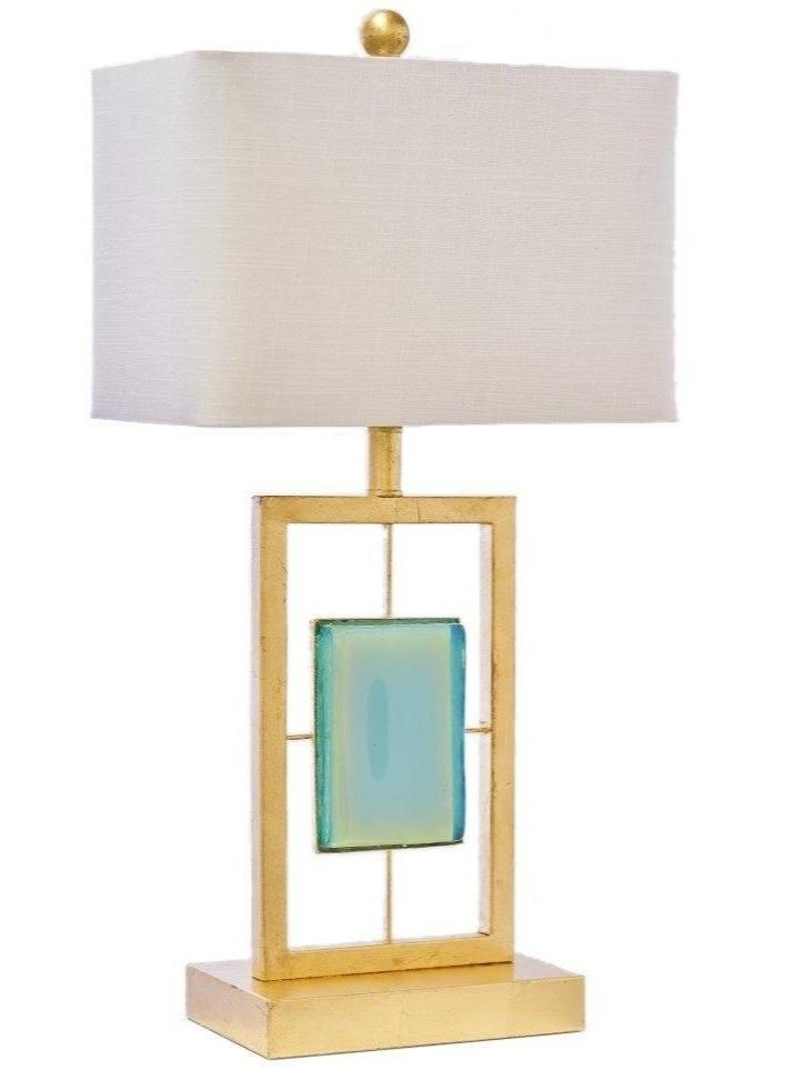 Leighton Table Lamp, Couture Lamps