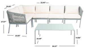 Raskin Living Set