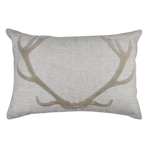 Blitzen Pillow - Dashing Trappings
