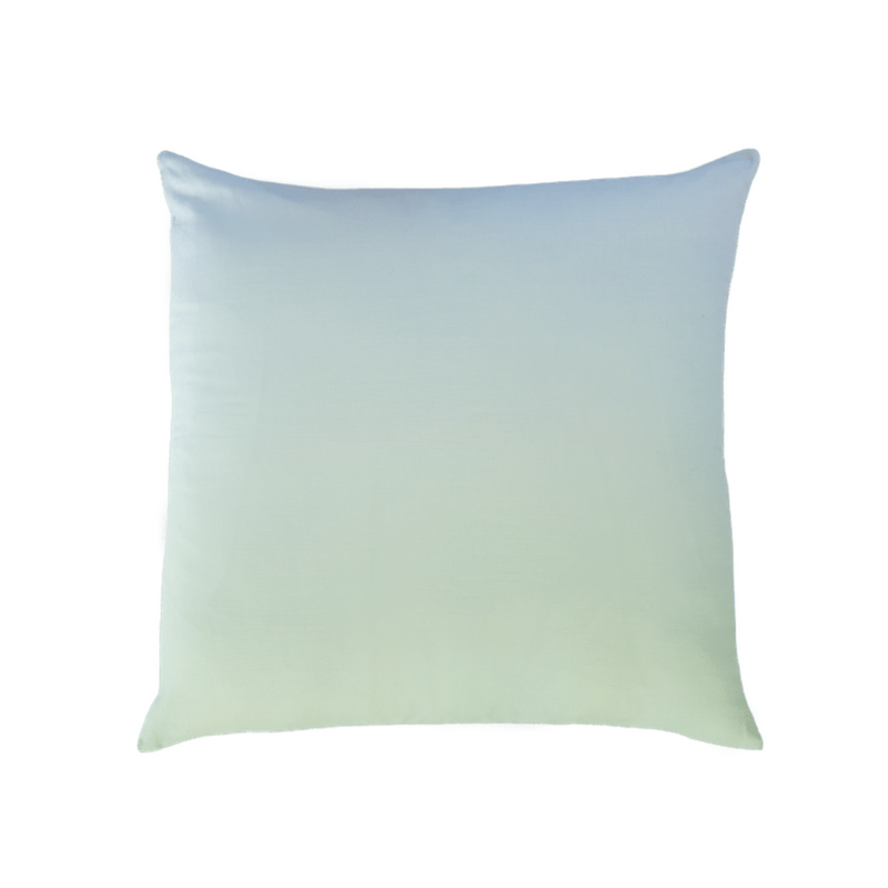 Signature Blue Linen Cotton Pillow - Dashing Trappings
