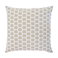 Clover Sky Linen Cotton Pillow - Dashing Trappings