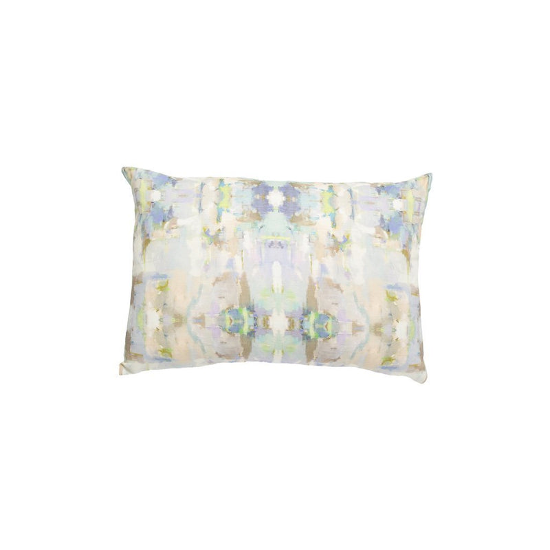 Sea Glass Sunbrella Pillow, Lumbar, Laura Park Designs, Dashing Trappings