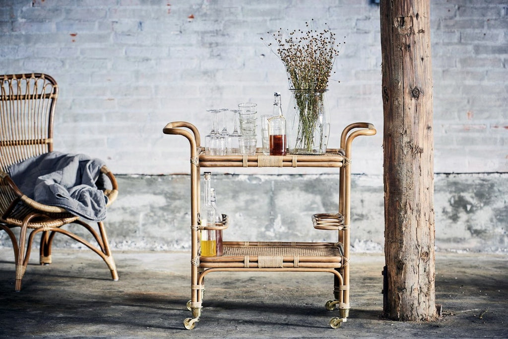 Carlo Bar Cart