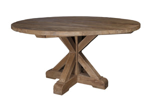 "Costa 59"" Outdoor Dining Table - Dashing Trappings"