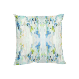 Wintergreen Sunbrella Pillow, Laura Park Designs, Dashing Trapping