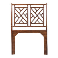 Chinese Chippendale Headboard - Dashing Trappings