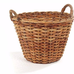 French Country Produce Basket, Mainly Baskets, Dashing Trappings