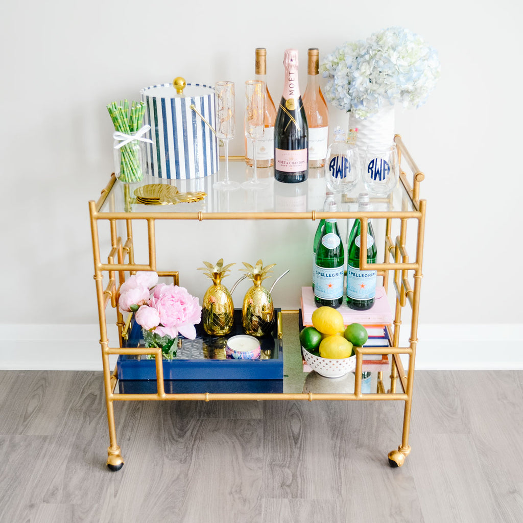 Molly Martini Bar Cart