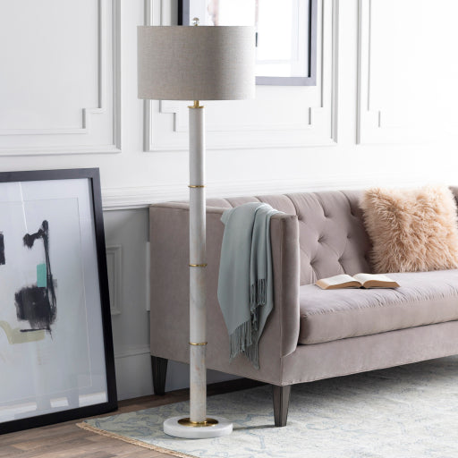 Bryce Floor Lamp - Dashing Trappings