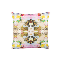 Birds of a Feather Linen Cotton Pillow, Laura Park Designs