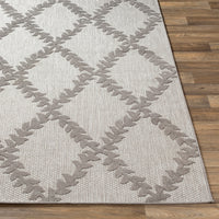 Big Sur Rug, Blue, Natural, Surya, Indoor/Outdoor, Dashing Trappings