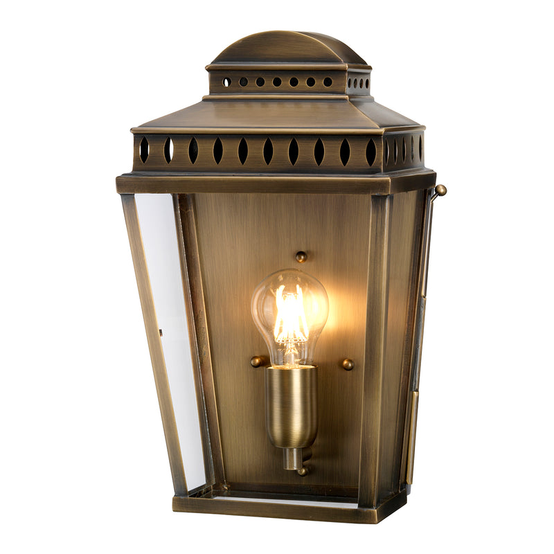 Mansion House Wall Lantern - Dashing Trappings