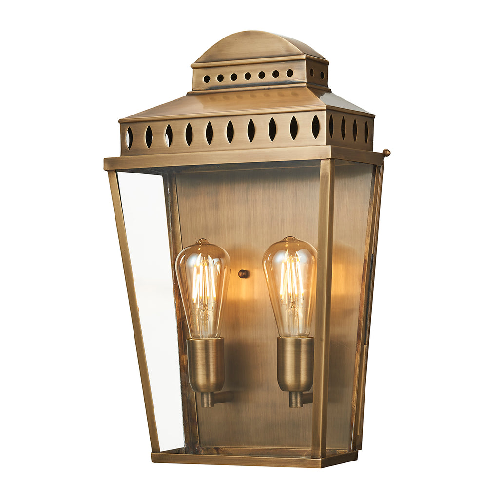 Mansion House Large Wall Lantern - Dashing Trappings