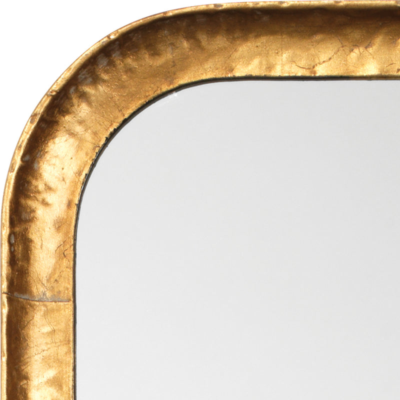 Capital Mirror, Gold, Jamie Young, Dashing Trappings