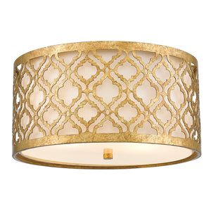 Arabella Ceiling Flush Mount - Dashing Trappings